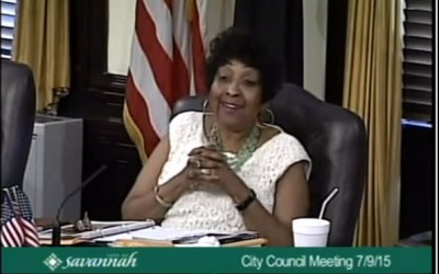 Savannah Mayor & City Council welcomes Unity In The Community, INC