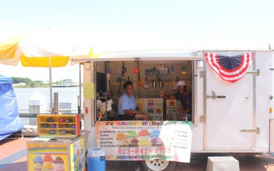 July Event- New Vendor on the Street