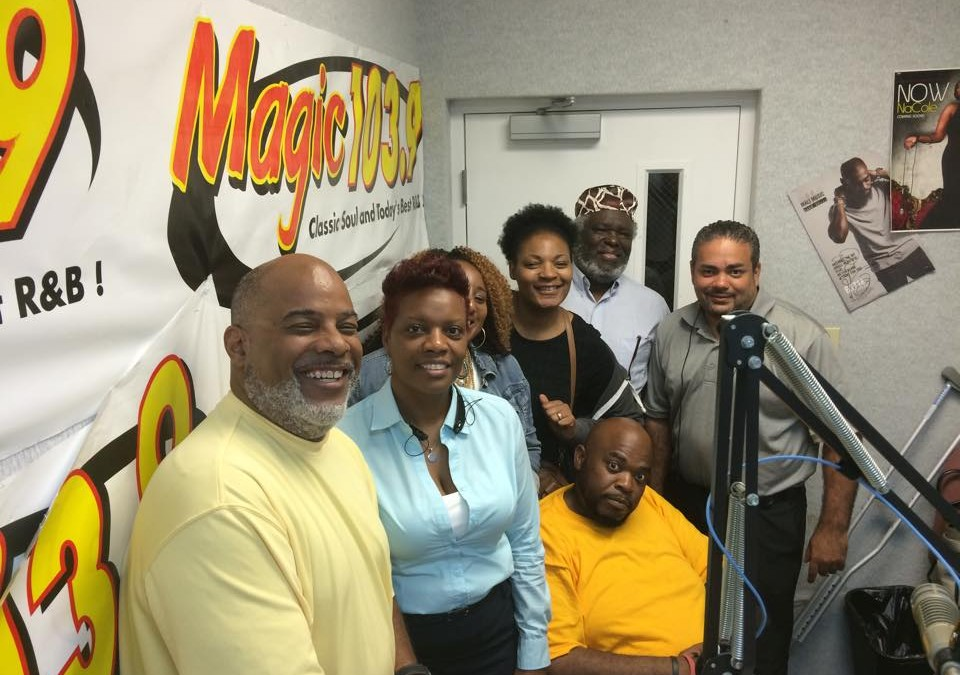 Thanks For Supporting Unity in the Community On the Morning Show!